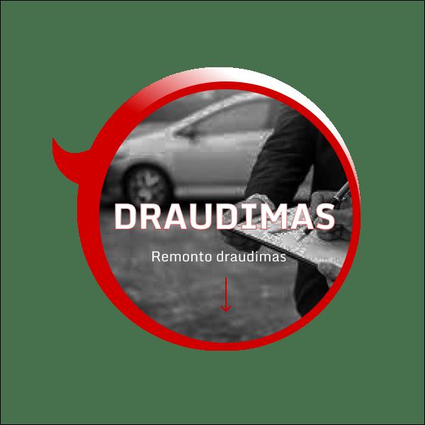 automobilio remoto draudimas